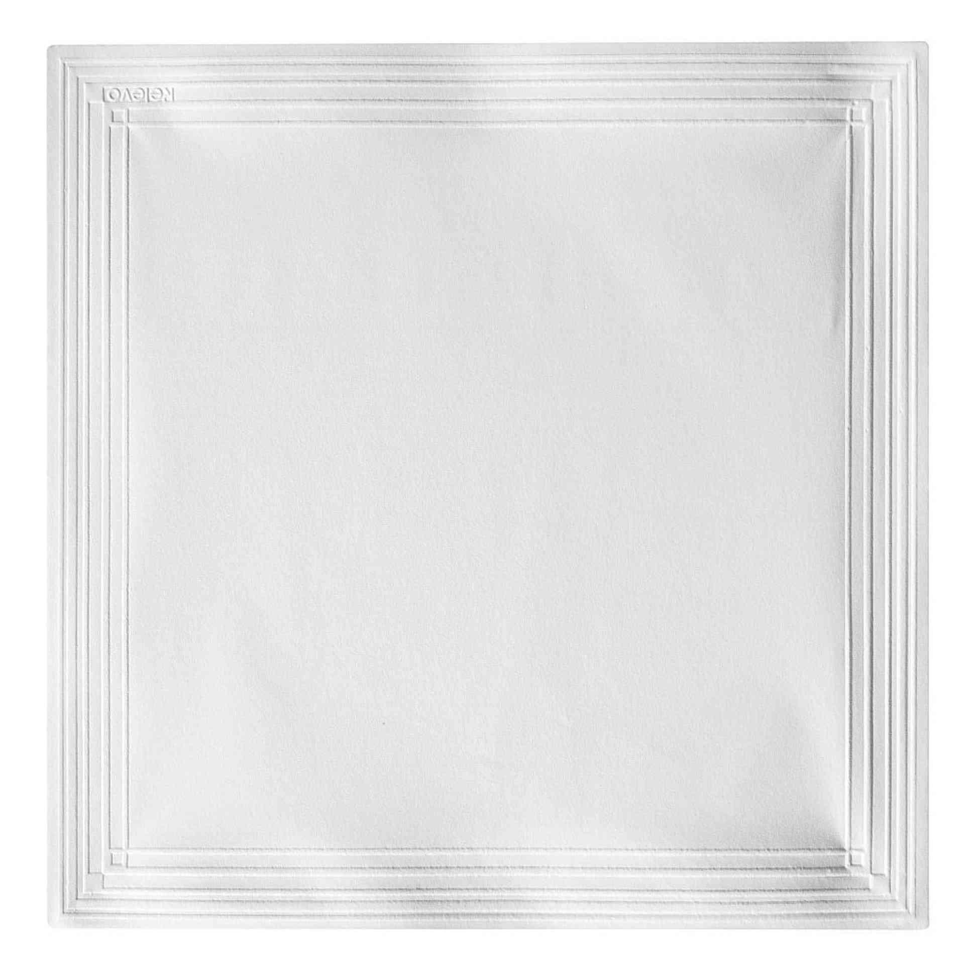 Guardanapo papel coquetel branco liso/Clássico 20x20 - 100 unid  - Persona Guardanapos & Cia