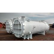 AQUECEDOR DE CALDO HORIZONTAL INOX 350 M²