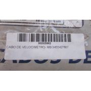 CABO DE VELOCIMETRO - MB 3455427607