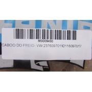 CABO DO FREIO - VW 2376097011/2116097017
