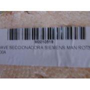 CHAVE SECCIONADORA SIEMENS MAN ROT 3P 1600A
