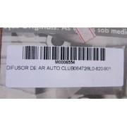 DIFUSOR DE AR AUTO CLUB 06472/8L0-820-901