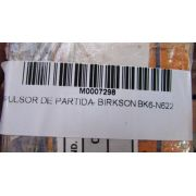 IMPULSOR DE PARTIDA - BIRKSON BK6-N622