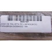 JOGO DE PALHETA DO LIMPADOR DO PARA-BRISA 5X0998002 - VW