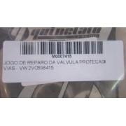 JOGO DE REPARO DA VALVULA PROTECAO 4 VIAS - VW 2VC698415