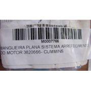 MANGUEIRA PLANA SISTEMA ARREFECIMENTO DO MOTOR 3820666 - CUMMINS