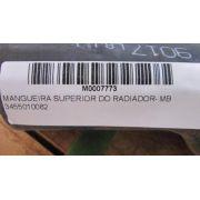 MANGUEIRA SUPERIOR DO RADIADOR - MB 3455010082