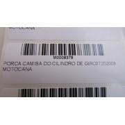 PORCA CAMISA DO CILINDRO DE GIRO 37202008 - MOTOCANA