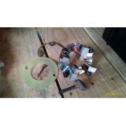 PORTA ESCOVA MOTOR PARTIDA - DELCO REMY DR10527543 - UNIFAP UF11824
