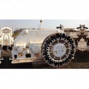 REDUTOR DEDINI M2A 715  1000 HP  4000 RPM ENTRADA E 198 41 RPM SAÍDA  F R  1 20 16 ( 101571   10157
