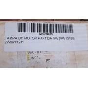 TAMPA DO MOTOR PARTIDA - VW (VW 13180) 2W0911211