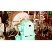 TURBINA DME-700  3000 HP  4000 RPM  PRESSÃO DE TRABALHO 21 KGF/CM²   VAPOR 300ºC  CONTRA PRESSÃO 2