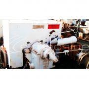 TURBINA MARCA NG  DME 700S  MÚLTIPLOS ESTÁGIOS  PRESSÃO 21 KGF  CONTRA PRESSÃO 1 5  4600RPM  1400HP
