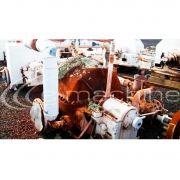 TURBINA TURBIMAC 800 ME, 21 KGF/CM², CONTRA PRESSÃO 1,5 KGF/CM² 4000 RPM 2500 HP4