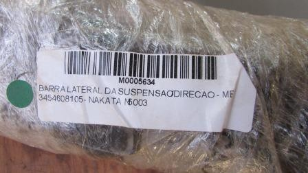 BARRA LATERAL DA SUSPENSAO/DIRECAO - MB 3454608105 - NAKATA N5003