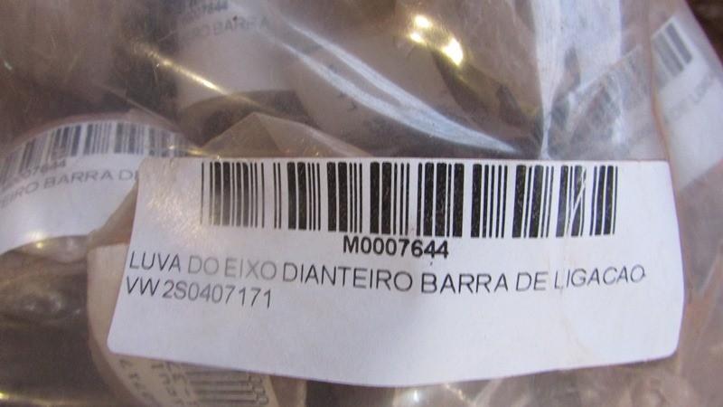 LUVA DO EIXO DIANTEIRO BARRA DE LIGACAO - VW 2S0407171