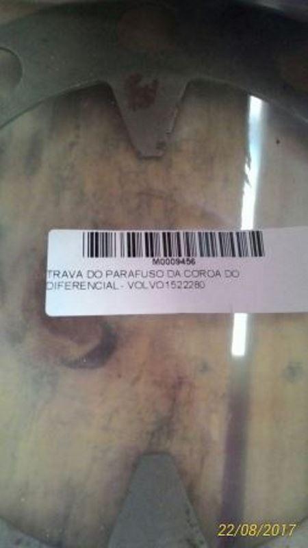 TRAVA DO PARAFUSO DA COROA DO DIFERENCIAL - VOLVO 1522280