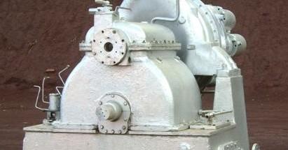 TURBINA A VAPOR C-600 T