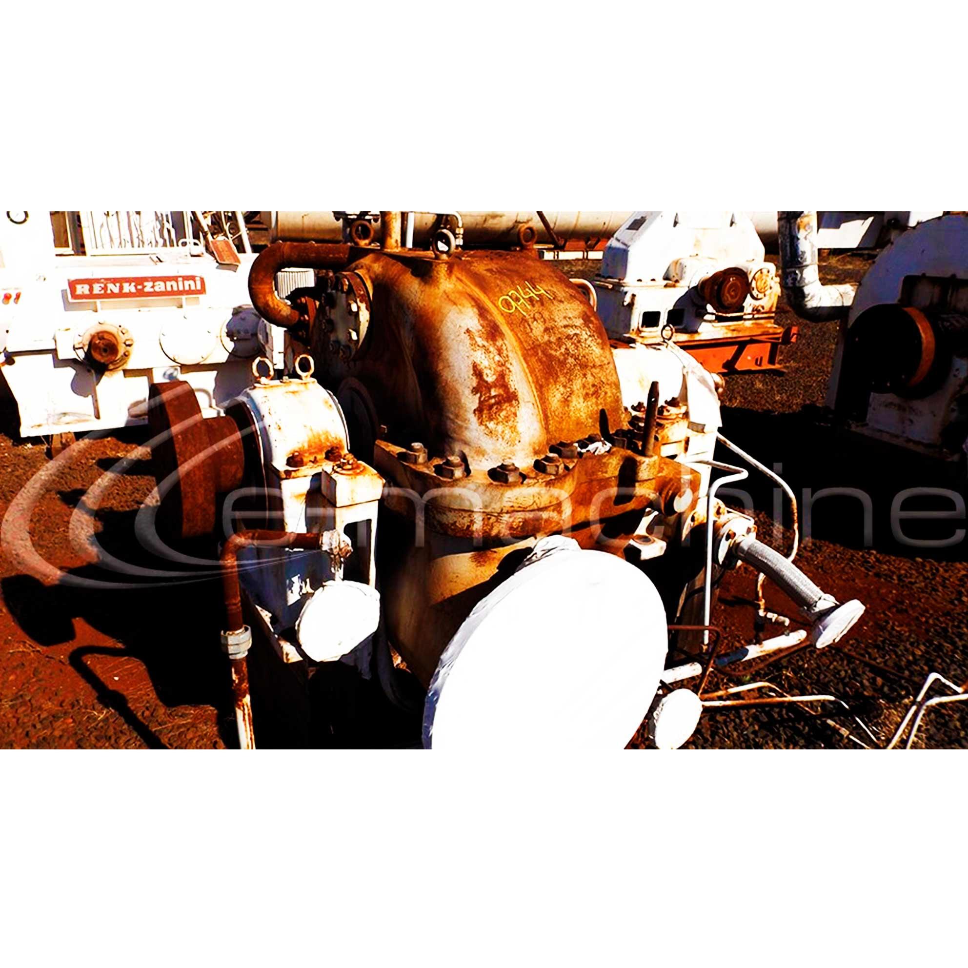 TURBINA MARCA NG DME 700S 1200 HP