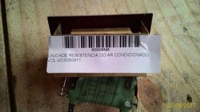 UNIDADE RESISTENCIA DO AR CONDICIONADO - VOLVO 3090911