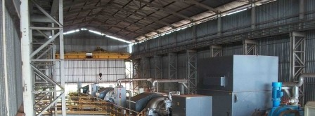 UNIDADE TERMOELÉTRICA 32,5 MW