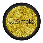 Glitter Lua Ouro Holográfico 2g
