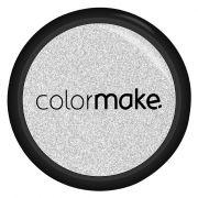 Glitter Shine em Pó Color Make Prata Puro