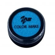 Sombra Iluminadora Color Make Azul 2g