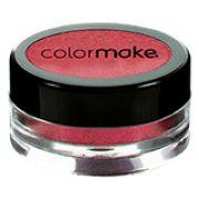 Sombra Iluminadora Color Make Vermelho Escuro 2g