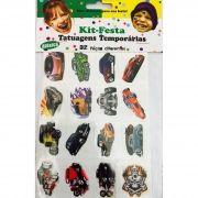 Tatuagens Temporárias 32 pçs - Carros