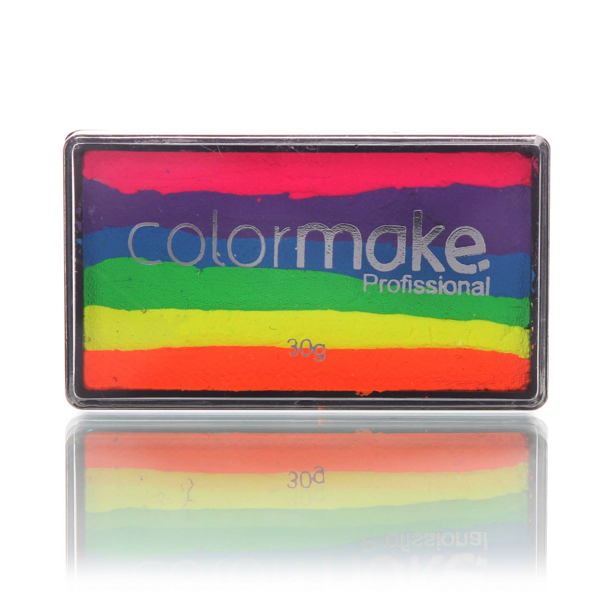Block Colormake Flúor 30gr. cod. 0956 Cores (PK, RX, AZ, VD, AM, LR)
