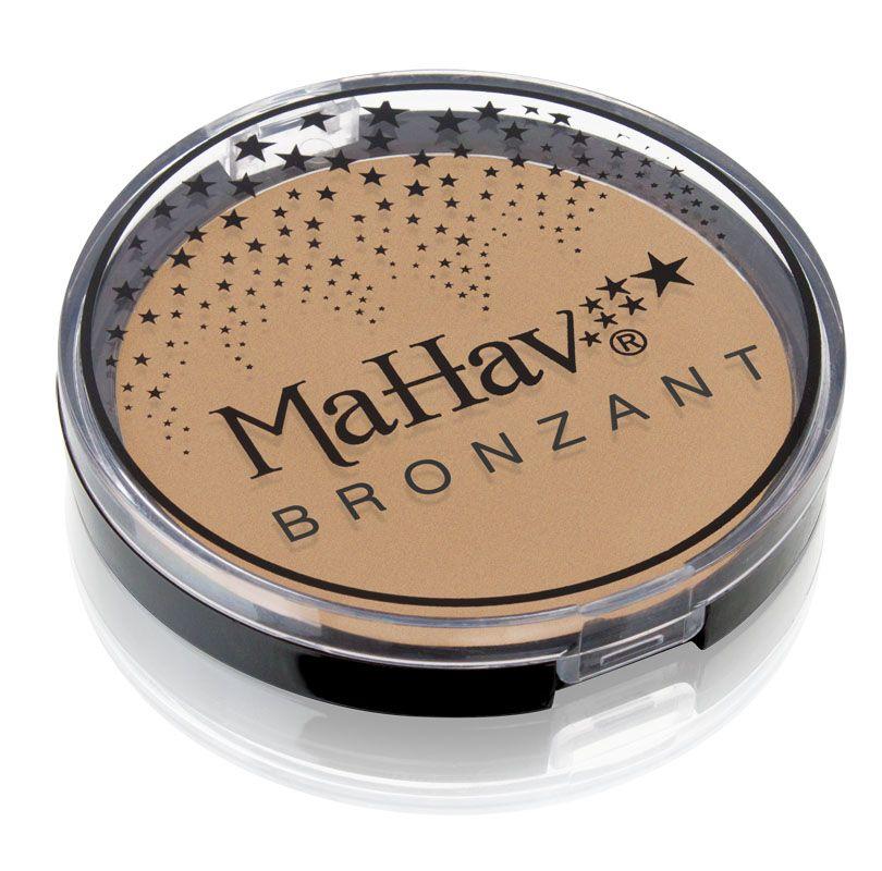Bronzant Mahav - Cor 1 Bronze brilho