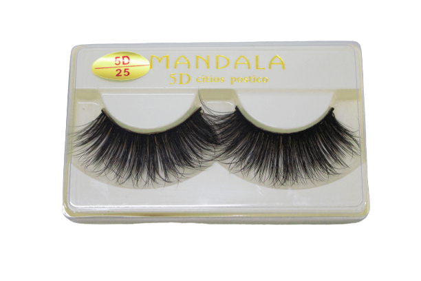 Cílios postiços 5D Mandala Mod. 25