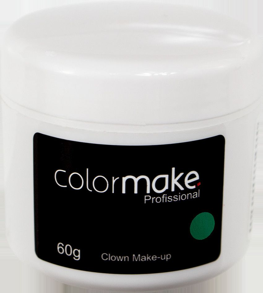 Clown Makeup Color Make 60 GRAMAS