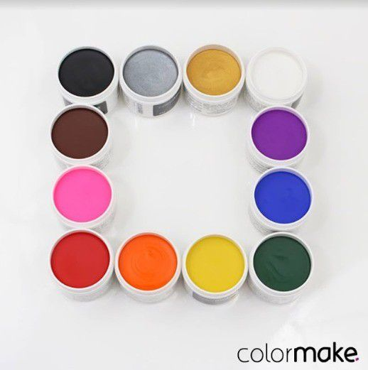 Clown Makeup Color Make 60 GRAMAS