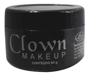 Clown Makeup Lary 60 GRAMAS