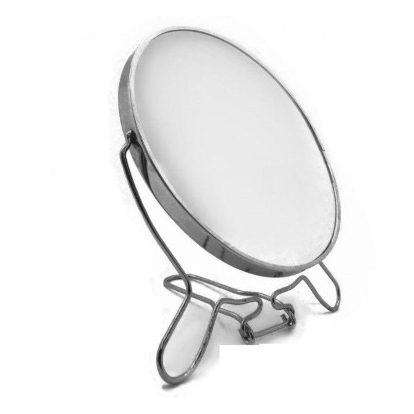 Espelho de Mesa Articulado (Ferro cromado)