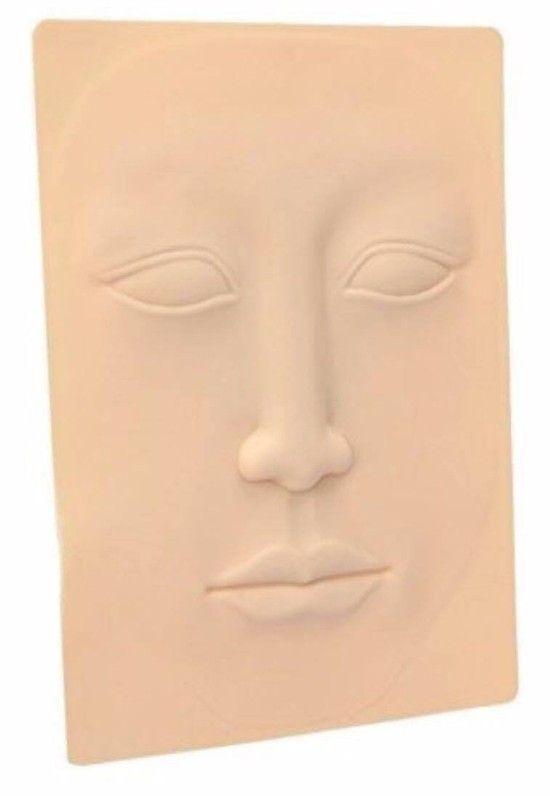 Face chart 3D emborrachado