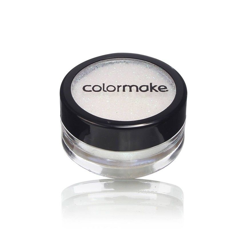 Glitter em Pó Color Make Branco Perola