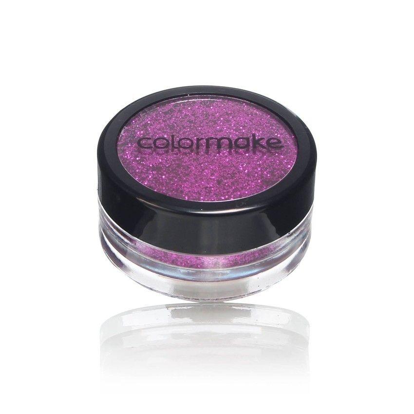 Glitter em Pó Color Make Pink