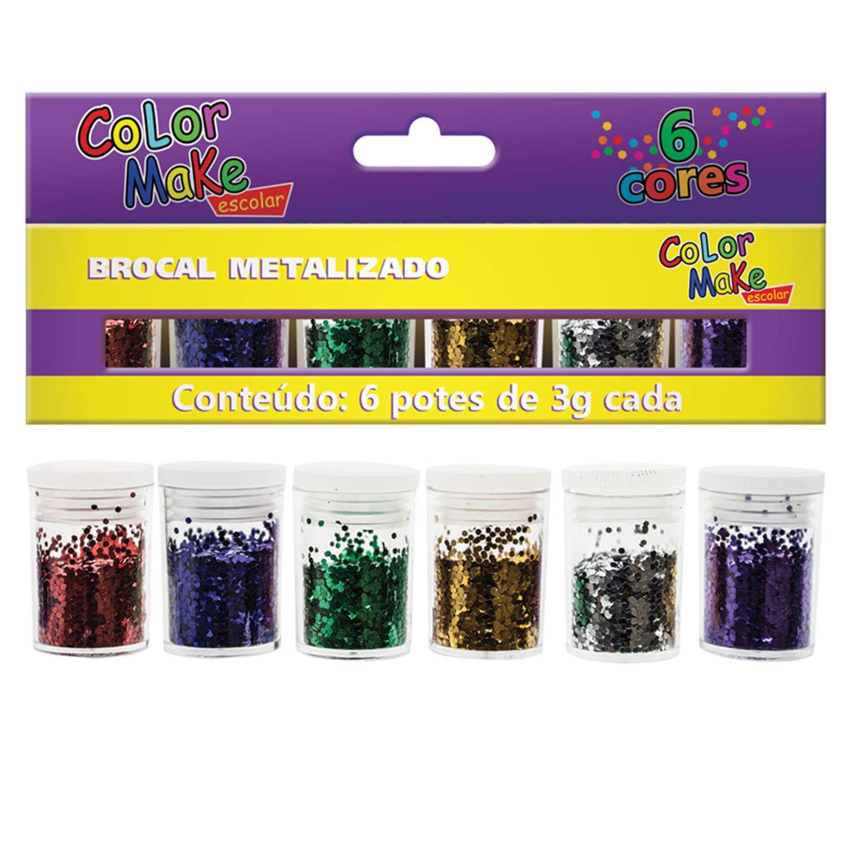 Glitter Flocado (Brocal) Color Make