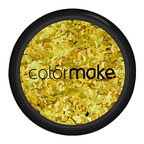 Glitter Lua Holográfico Colormake