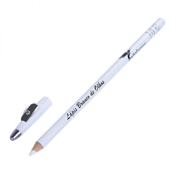 Lápis de olho + apontador Bella Femme
