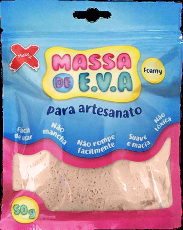 Massa de EVA Cor de Pele/Bege