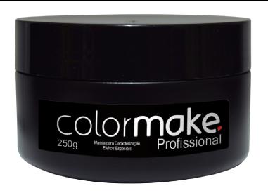Massa Para Caracterização e Efeitos Especiais Colormake  250g