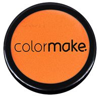 Mini Clown Makeup Color Make Laranja 8 GRAMAS