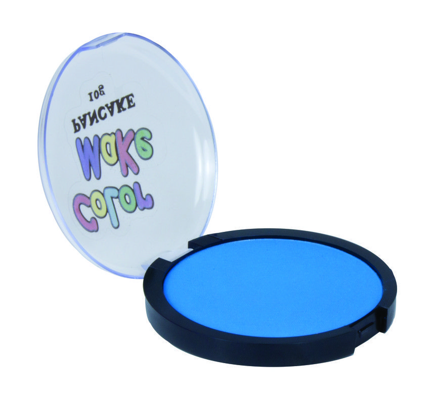 Pancake Azul Fluor 10g (Colormake)