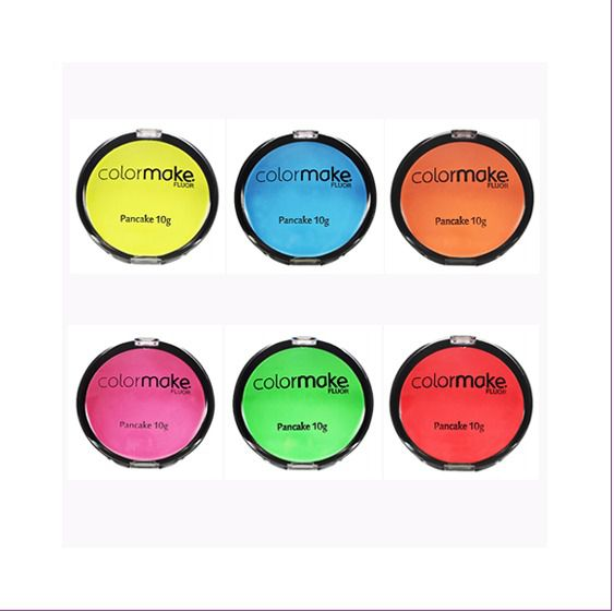 Pancake Fluor 10g (Colormake)