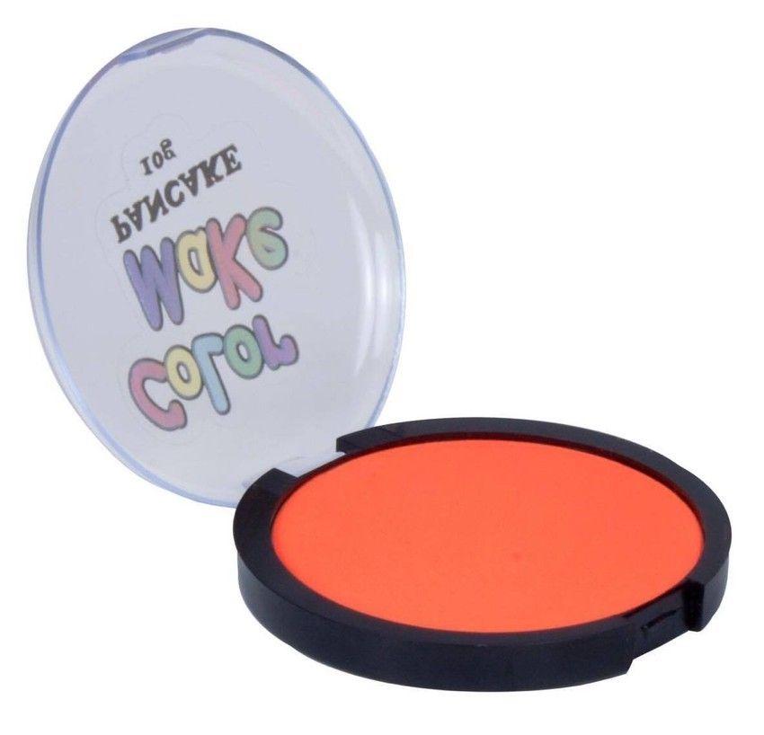 Pancake Laranja Fluor 10g (Colormake)