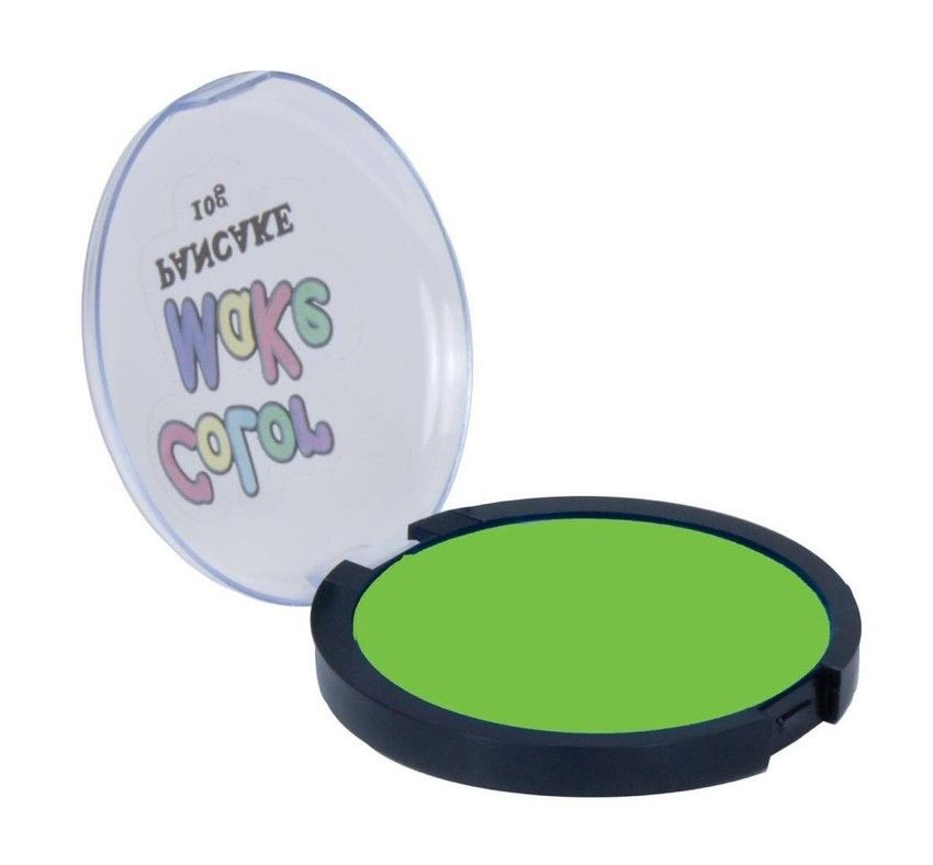 Pancake Verde Fluor 10g (Colormake)